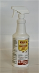 Kills Bedbugs, Ticks & Mosquitoes