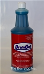 Drain Gel Enzyme Drain Cleaner - Quart
