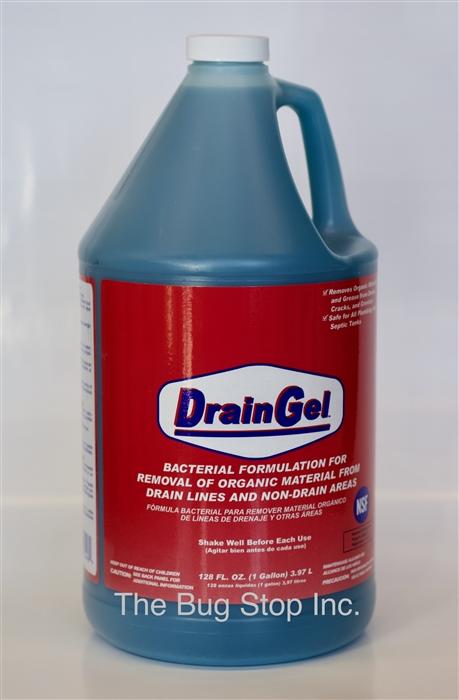 Drain Gel Enzyme Drain Cleaner Gallon